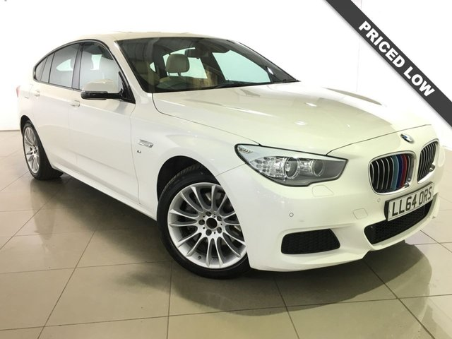 View our 2014 64 BMW 5 SERIES 2.0 520D M SPORT GRAN TURISMO 5d AUTO 181 BHP