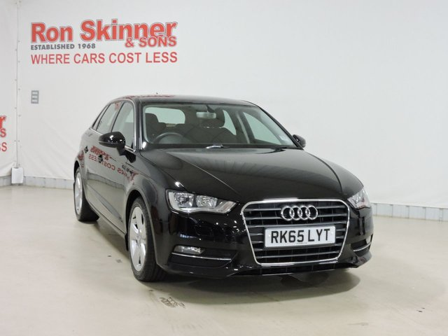 View our 2015 65 AUDI A3 2.0 TDI SPORT 5d 148 BHP