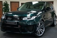 USED 2014 LAND ROVER RANGE ROVER SPORT 3.0 SDV6 AUTOBIOGRAPHY DYNAMIC 5d AUTO 288 BHP