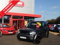 2014 LAND ROVER DISCOVERY 3.0 SDV6 HSE 5d AUTO 255 BHP £27995.00