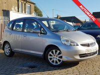 USED 2006 06 HONDA JAZZ 1.3 DSI SE 5d AUTO 82 BHP PRICE INCLUDES A 6 MONTH RAC WARRANTY, 1 YEARS MOT WITH 12 MONTHS FREE BREAKDOWN COVER