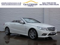 USED 2010 60 MERCEDES-BENZ E CLASS 3.0 E350 CDI BLUEEFFICIENCY SPORT 2d AUTO 231 BHP Mercedes History NAV Leather Buy Now, Pay in 2 Months!