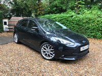 USED 2013 63 FORD FOCUS 1.6 ZETEC S TDCI 5d 113 BHP 1 OWNER FULL SERVICE HISTORY ST BODYKIT AND BUMPERS BLUETOOTH