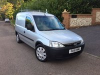 2011 VAUXHALL COMBO VAN 1.7 2000 CDTI SWB H/C 1d 101 BHP PLEASE CALL TO VIEW ***NO VAT*** £2750.00