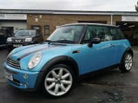 2004 MINI HATCH COOPER 1.6 COOPER 3d 114 BHP £2000.00