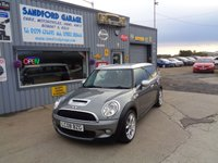 USED 2008 08 MINI CLUBMAN 1.6 COOPER S 5d 172 BHP ONLY 52K