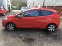 USED 2012 12 FORD FIESTA 1.2 STYLE 3d 59 BHP Only 34,000 Miles,Full Service History, Serviced & 12 Mths Mot, Low Insurance Group.