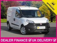 USED 2016 16 FIAT DOBLO 1.6 MULTIJET MAXI LWB 5 SEAT COMBI VAN 5 SEATS TWIN SLIDING DOOR LONG WHEEL BASE