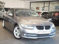 USED 2012 12 BMW 3 SERIES 2.0 318I SE 2d 141 BHP BLACK LEATHER+LOW MILES+FSH