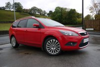 USED 2009 59 FORD FOCUS 1.8 TITANIUM 5d 125 BHP PART EXCHANGE TO CLEAR