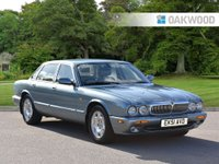 USED 2001 51 JAGUAR XJ 4.0 SOVEREIGN V8 SWB 4d AUTO 290 BHP