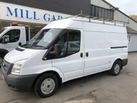 2012 FORD TRANSIT 2.2 280 100 BHP MED/MED 6 SPEED MAN £5995.00