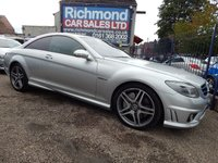 USED 2008 08 MERCEDES-BENZ CL 6.2 CL63 AMG 2d AUTO 518 BHP FULL SERVICE HISTORY, BIG SPEC CAR, STUNNING EXAMPLE, GREAT VALUE
