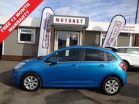 USED 2010 10 CITROEN C3 1.4 VTR PLUS 5DR HATCHBACK 96 BHP ++++BUY NOW PAY NEXT JANUARY 2019++