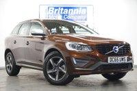 2015 VOLVO XC60 2.0 D4 DIESEL R-DESIGN NAV AUTOMATIC 188 BHP £19490.00