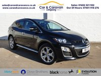 USED 2011 11 MAZDA CX-7 2.2 D SPORT TECH 5d 173 BHP Dealer History NAV Leather A/C Buy Now, Pay in 2 Months!