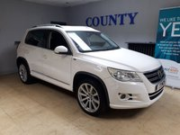 USED 2011 60 VOLKSWAGEN TIGUAN 2.0 R LINE TDI 4MOTION 5d 138 BHP * TWO OWNERS * SERVICE HISTORY *