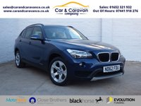 USED 2012 62 BMW X1 2.0 XDRIVE18D SE 5d 141 BHP Full Service History Leather A/C Buy Now, Pay in 2 Months!