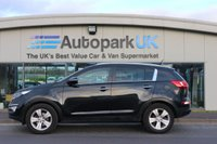USED 2012 62 KIA SPORTAGE 1.7 CRDI 2 5d 114 BHP LOW DEPOSIT OR NO DEPOSIT FINANCE AVAILABLE