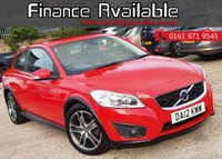 USED 2012 12 VOLVO C30 1.6 DRIVE SE LUX S/S 3d 113 BHP ONLY 1 KEEPER FROM NEW + FULL DEALER HISTORY