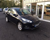 USED 2014 64 FORD FIESTA 1.0 ZETEC THIS VEHICLE IS AT SITE 1 - TO VIEW CALL US ON 01903 892224