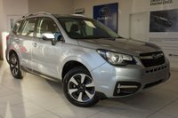 2018 SUBARU FORESTER XE PREMIUM MANUAL £28250.00