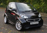 2012 SMART FORTWO 1.0 PASSION MHD 2d AUTO 71 BHP £3695.00