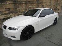 USED 2008 58 BMW 3 SERIES 2.0 320D M SPORT 2d 174 BHP