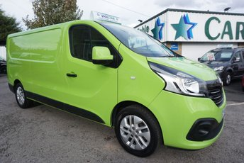 2015 RENAULT TRAFIC 2.9T 1.6 LL29 ENERGY DCI 120 SPORT LONG £12989.00