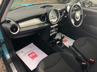 USED 2010 MINI HATCH FIRST 1.4 FIRST 3d 75 BHP