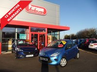 USED 2012 62 FORD KA 1.2 STUDIO 3d 69 BHP ****12 months warranty****