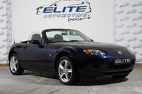 USED 2008 08 MAZDA MX-5 1.8 I 2d 125 BHP FSH/LOW MILEAGE/IMMACULATE CONDITION!!