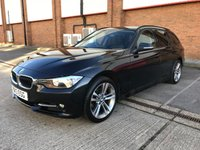 2013 BMW 3 SERIES 2.0 320I SPORT TOURING 5d 181 BHP £SOLD
