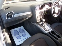 USED 2014 64 AUDI A4 ALLROAD 3.0 ALLROAD TDI QUATTRO 5d AUTO 241 BHP **F/A/S/H** ** SAT NAV * CRUISE * F/A/S/H **