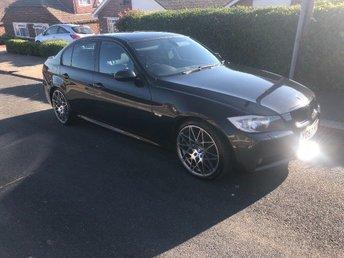 2007 BMW 3 SERIES 3.0 330I M SPORT 4d AUTO 255 BHP £4750.00