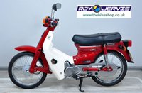 USED 1998 HONDA C90 M CUB E/S  STUNNING C90 ES - ONLY 1200 MILES FROM NEW!!