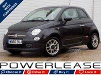 2010 FIAT 500 1.2 S 3d 69 BHP £3489.00