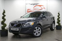 USED 2010 10 VOLVO XC60 2.4 D DRIVE SE LUX 5d 175 BHP *HPI CLEAR,, GOOD SPEC,, HEADREST TV'S*