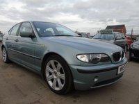 2001 BMW 3 SERIES 2.9 330D SE FULL SERVICE CLEAN CAR  £1695.00