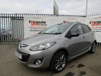 USED 2014 14 MAZDA 2 1.3 Sport Colour Edition 5dr 2 OWNERS+ULTRA LOW MILEAGE
