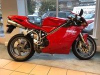 2002 DUCATI 748 S 748cc 748 S BIP SHOWROOM CONDITION  £6995.00