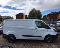 2014 FORD TRANSIT CUSTOM H1 L2