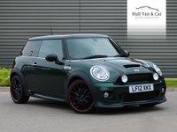 2012 MINI HATCH COOPER 1.6 COOPER S 3d 184 BHP £9495.00