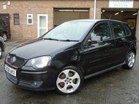 2008 VOLKSWAGEN POLO 1.8 GTI 5d 148 BHP £3795.00