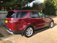 USED 2017 17 LAND ROVER DISCOVERY 3.0 TD6 HSE 5d AUTO 255 BHP VAT QUALIFYING + SERVICE PLAN + £7000 EXTRAS