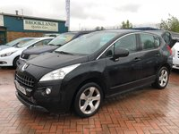 2011 PEUGEOT 3008 1.6 SPORT HDI 5d AUTO 112 BHP Automatic 3008 With Loads Of Room  £5695.00