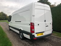 USED 2015 64 VOLKSWAGEN CRAFTER CR35 2.0 TDI 109 LWB * Full Service History *