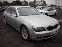 USED 2007 07 BMW 7 SERIES 3.0 730LD SE 4d AUTO 228 BHP Soft close doors - Sat nav - Xenons - Leather
