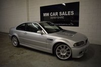 2006 BMW M3 3.2 M3 2d 338 BHP £14891.00
