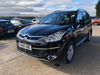 USED 2011 60 CITROEN C-CROSSER 2.2 VTR PLUS HDI 5d AUTO 154 BHP